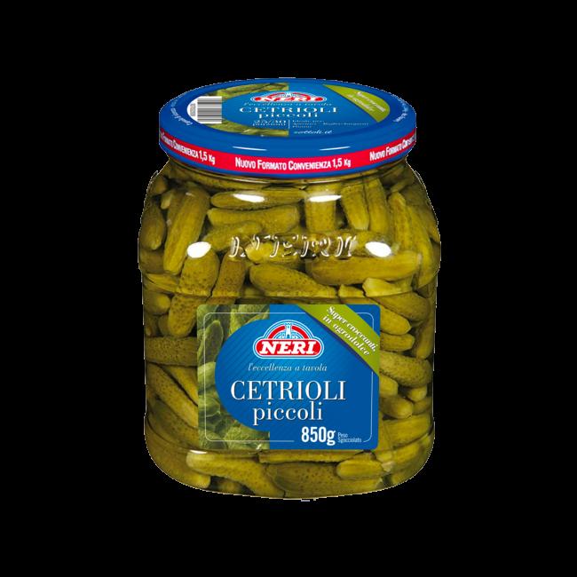cetrioli in agrodolce 850 gr