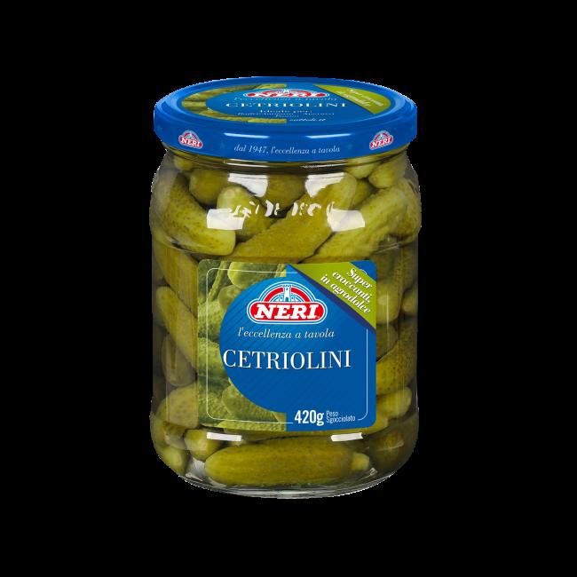 Cetriolini medio