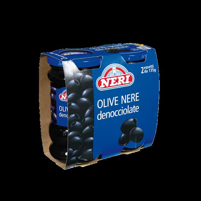Olive denocciolate formato doppio