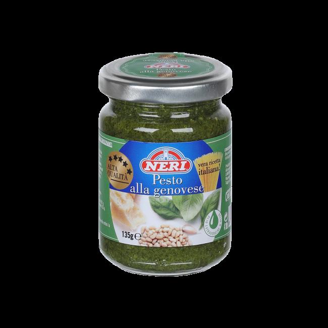 Pesto alla genovese alta qualità